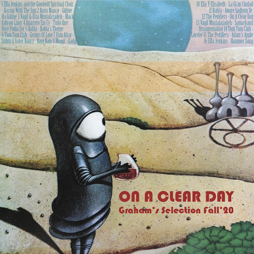 GRHM#18 - ON A CLEAR DAY