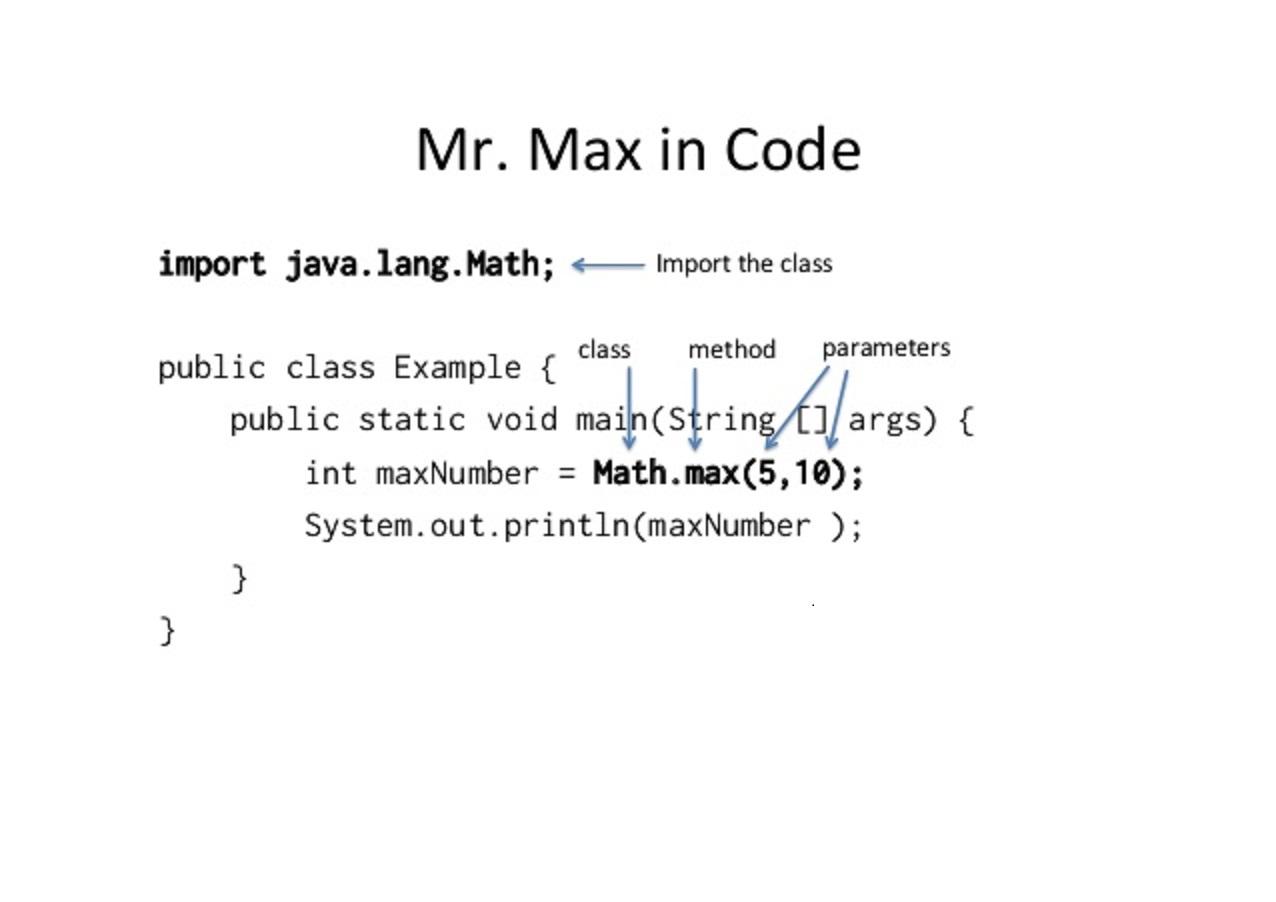 How to calculate Maximum and minimum in Java? Beginner Tutorial   Java67