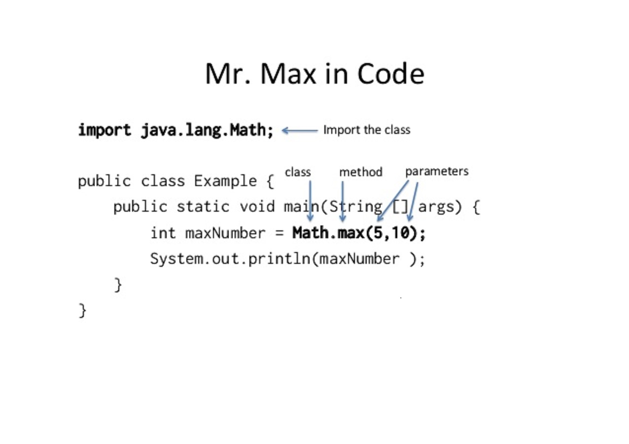 Out Java From How To Calculate Maximum And Minimum In Java Beginner Tutorial