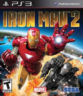 IRON MAN 2 PS3 TORRENT