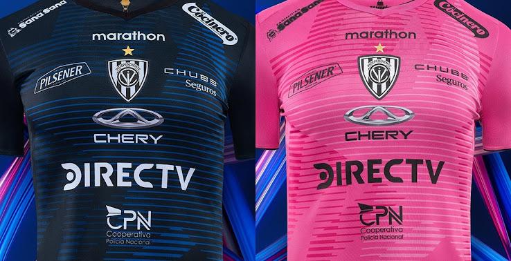 Compra en las guías de regalos festivos. Independiente del Valle 2020 Home & Away Kits Released