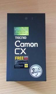 Techno Camon CX carton -sooloaded.net