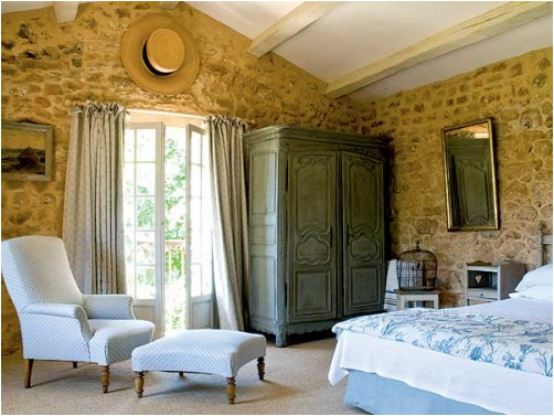 French Country Bedroom Design Ideas - Home Decorating Ideas