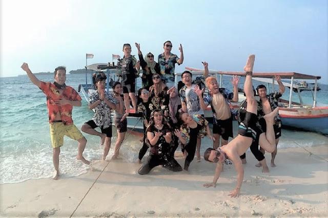 Paket Tour Pulau Harapan