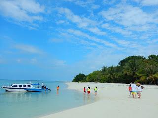 Tour Derawan Paradise