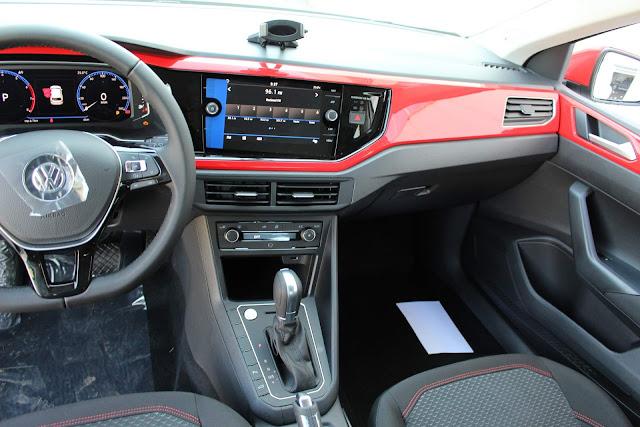 Novo Polo 2019 Beats - interior