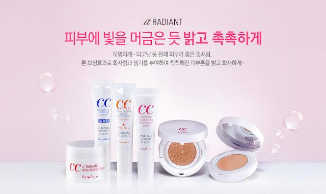 Banila Co. Radiant CC Cream