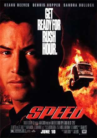 Speed 1994 BRRip 720p Dual Audio In Hindi English ESub