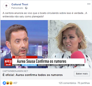 Burla com Áurea e Ricardo Prata