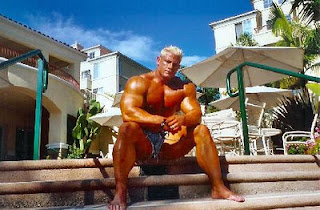 Chris Cook Bodybuilding