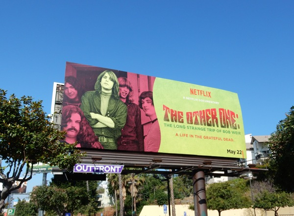 The Other One Bob Weir documentary billboard