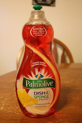 Mommy S Reviews Palmolive Dish Amp Sponge Fresh Dish Liquid