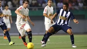 Alianza Lima vs Universitario de Deportes en el Clásico del Fútbol Peruano