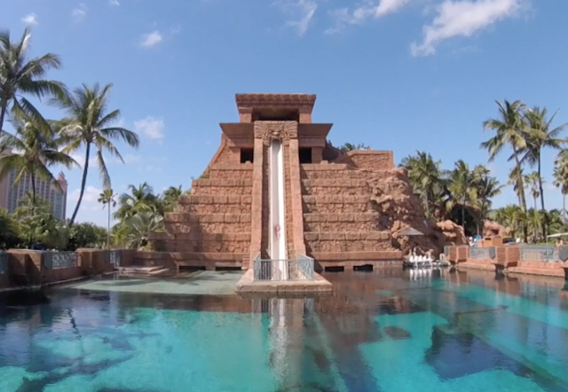 leap of faith atlantis bahamas
