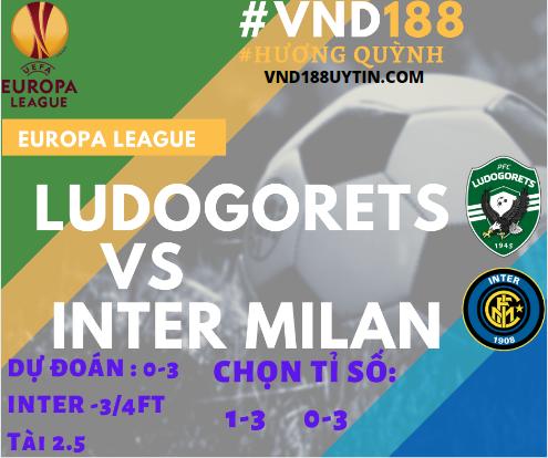VND188UYTIN.COM LUDOGORETS-INTERMILAN