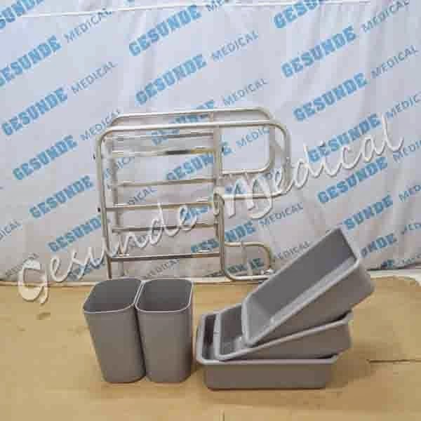 alamat distributor alat dish trolley (clearing trolley)