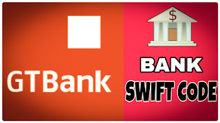 How to Get my GTBANK Swift Code?