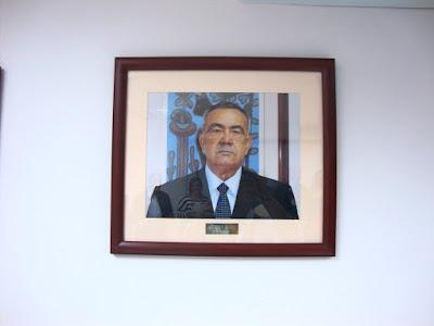 Ex presidente Wilberto Omaña