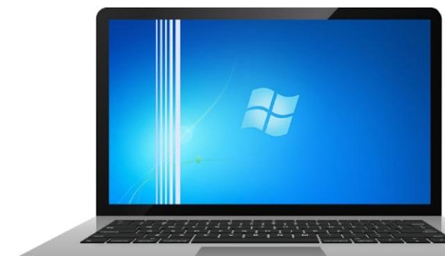Layar LCD Laptop Bergaris? Yuk, Cari Tahu Cara Memperbaiki LCD Laptop