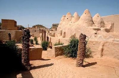 Mesjid Terunik dan Kuno |Awjilah Libya