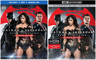Batman V Superman Dawn of Justice 2016 Extended Cut Ultimate Edition