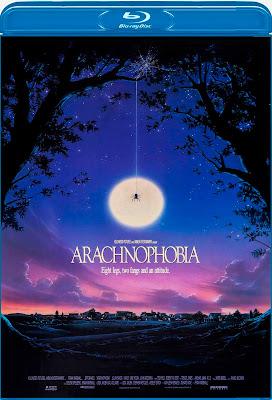 Arachnophobia [1990] [BD25] [Latino]