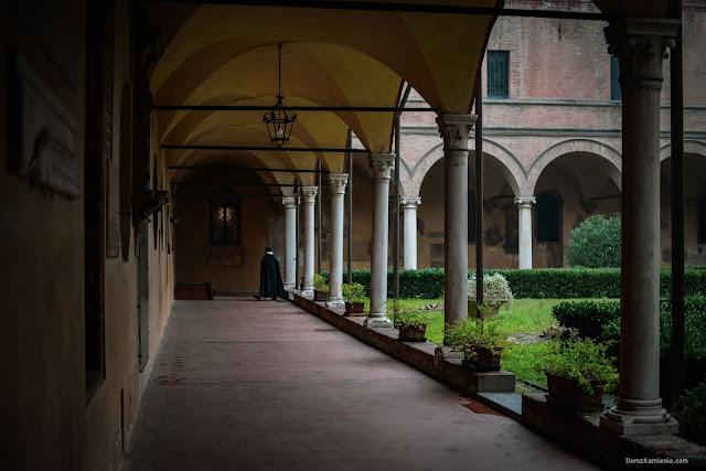 San Domenico Bologna Dom z Kamienia