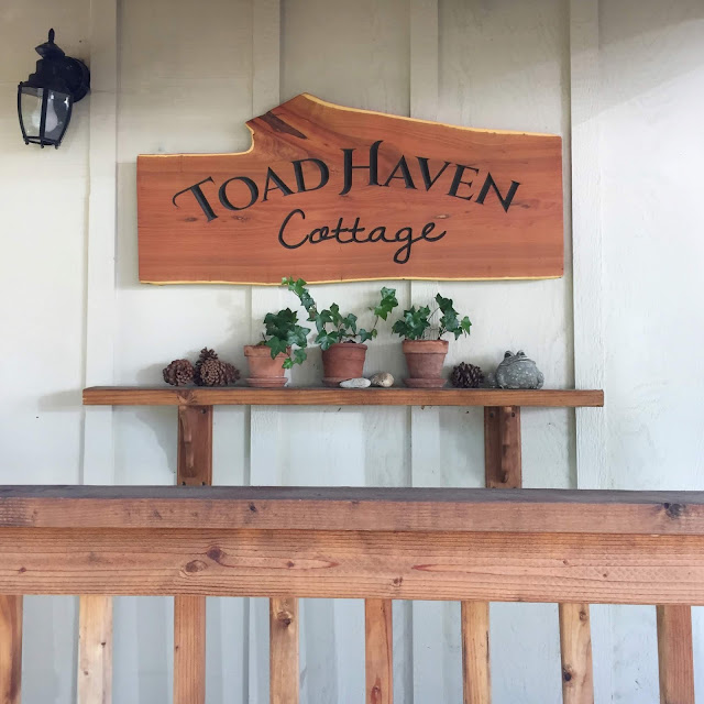 Toad Haven Cottage in Crestline California