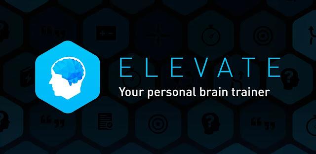 تنزيل Elevate - Brain Training  برنامج تحسين التركيز و تدريب القدرات العقلية