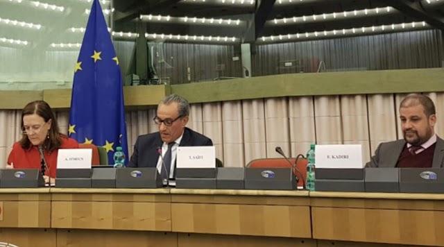 فؤاد القادري يشارك ضمن اللجنة البرلمانية المشتركة المغرب-الاتحاد الأوروبي