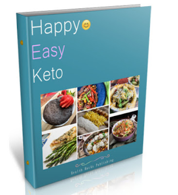 Happy Easy Keto PDF BOOK reviews The Fat Burning program review SCAM OR LEGIT?