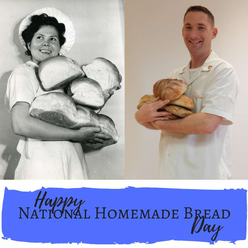 National Homemade Bread Day Wishes