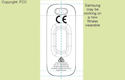 Samsung Fitness Band Reported On US FCC Site, Image Tips Heart Rate Sensor