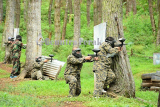 Zone 235 Paintball