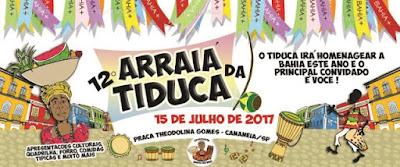 Grupo de Fandango Batido São Gonçalo se apresenta na Festa do Mar em Cananéia
