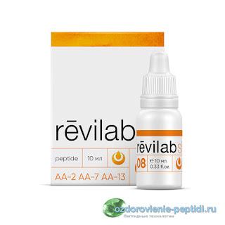 Revilab SL 08 — для мочевыделительной системы