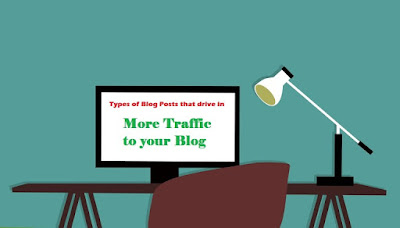 types of blog posts that drive in more traffic