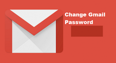 how to change password gmail