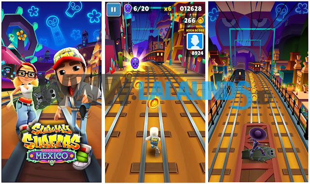 Download Game Subway Surfers 1.78.0 Terbaru APK