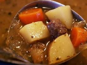 Winter Vegetable-Beef Stew
