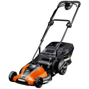 WORX WG788 19-Inch Cordless Small Lawn Mower