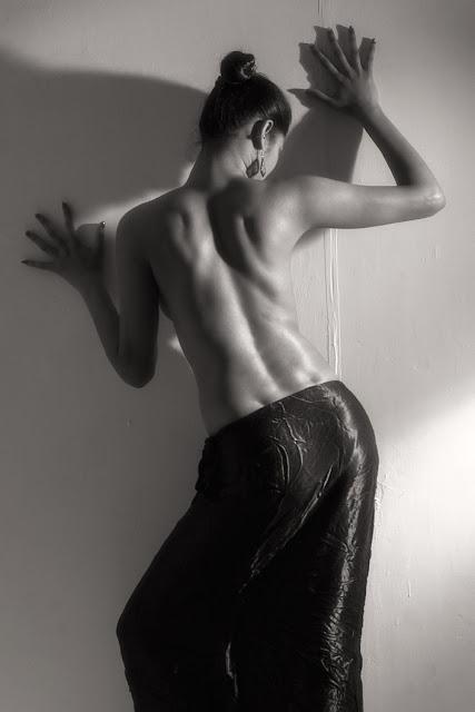 Nude fine art figure photography