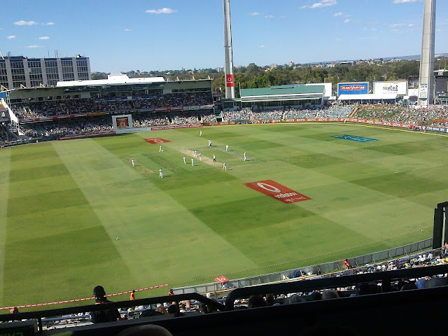 Cricket Stadium in Australia