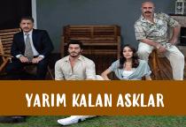 Ver Novela Turca Yarim Kalan Asklar Capítulo 08 Gratis Subtitulada
