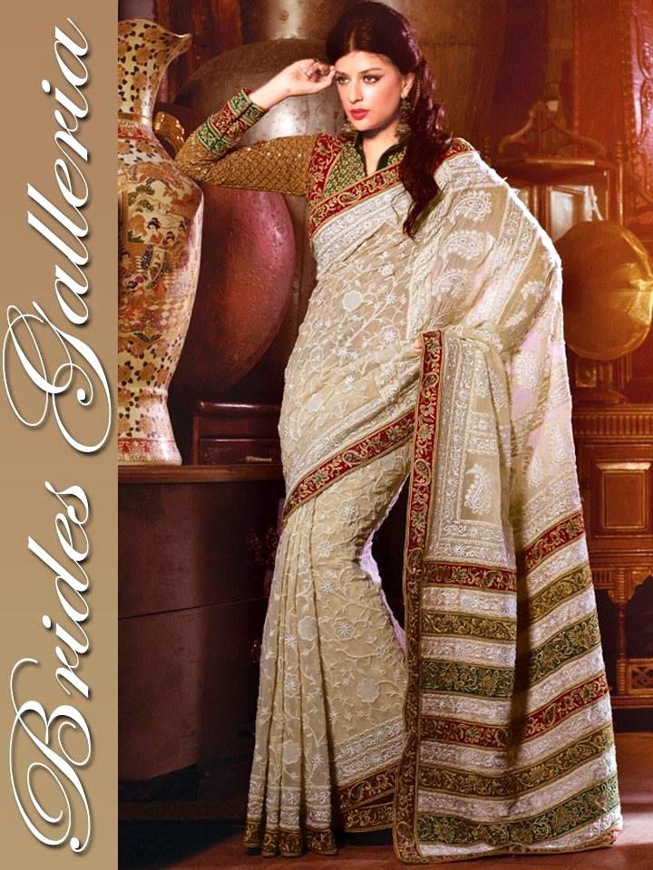 Saree World: Brides Galleria Saree Collection 2013