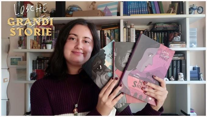 Losche Storie | Recensione di tre volumi appartenenti alla collana di Franco Cosimo Panini Editore