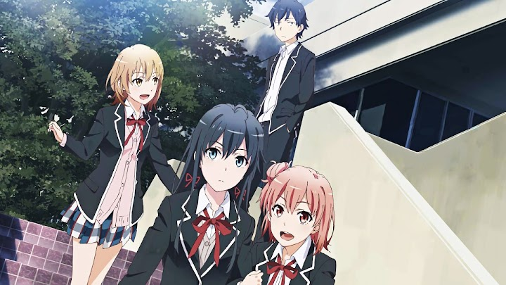 Oregairu BD Batch Subtitle Indonesia