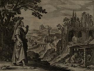 Micah Foretells Christ -   JOLLAIN, Gérard