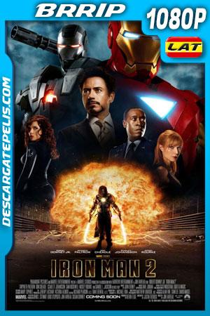 Iron Man 2 (2010) 1080p BRrip Latino – Ingles