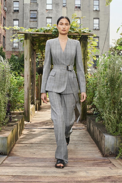 Spring 2021 Power Suit Michael Kors
